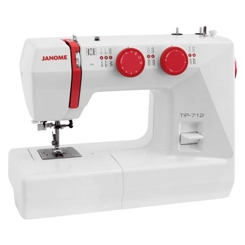 Швейная машина Janome Tip-712