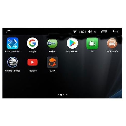 Автомагнитола FarCar s300 Suzuki Vitara 2015+ Android (RL212R)