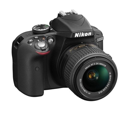 Фотоаппарат Nikon D3300 Kit