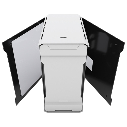 Компьютерный корпус Phanteks Enthoo Evolv mATX Tempered Glass Silver