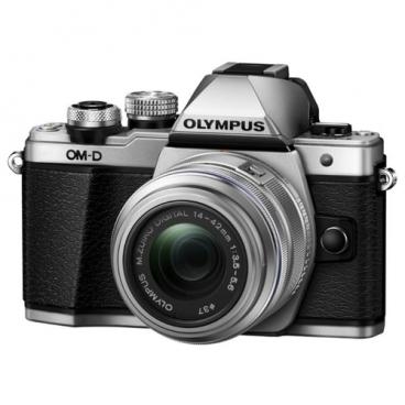 Фотоаппарат Olympus OM-D E-M10 Mark II Kit