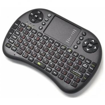 Клавиатура Rii i8 Black USB