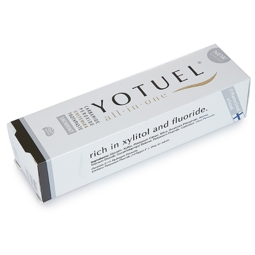 Зубная паста Yotuel All in One Snowmint