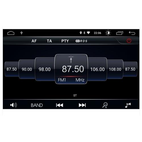 Автомагнитола ROXIMO S10 RS-1114 Toyota Land Cruiser Prado 150 2009-2014 (Android 8.1)