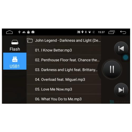 Автомагнитола Parafar IPS Changan Eado Android 6.0 (PF133Lite)