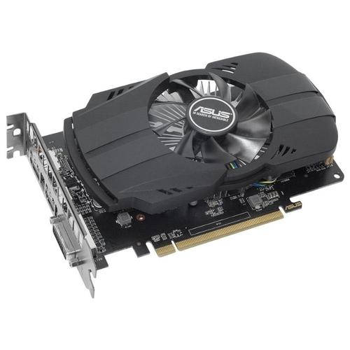 Видеокарта ASUS PHOENIX Radeon RX 550 1071MHz PCI-E 3.0 4096MB 7000MHz 128 bit DVI DisplayPort HDMI HDCP