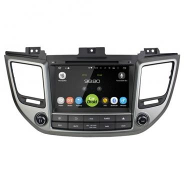 Автомагнитола ROXIMO CarDroid RD-2012D Hyundai ix35, Tucson 2016 (Android 8.0)