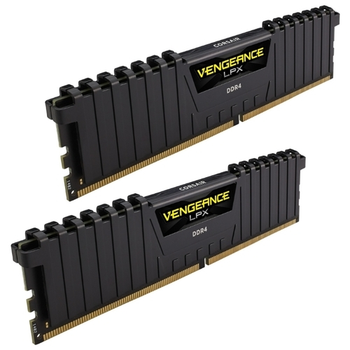 Оперативная память 4 ГБ 2 шт. Corsair CMK8GX4M2A2400C14