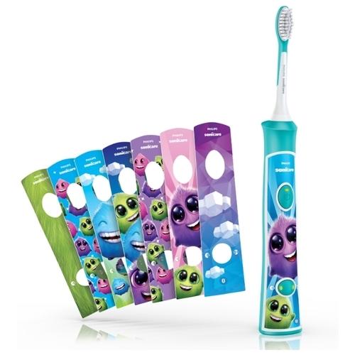 Электрическая зубная щетка Philips Sonicare For Kids HX6361/14