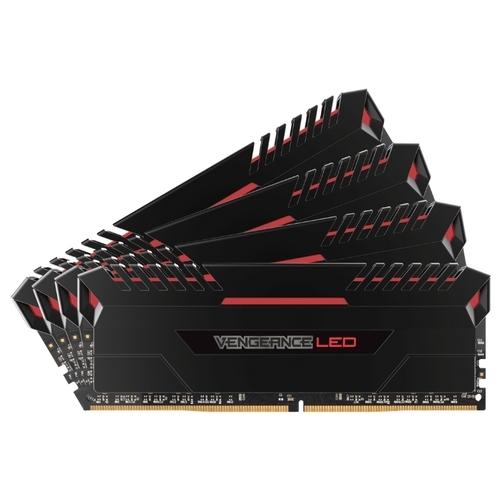 Оперативная память 8 ГБ 4 шт. Corsair CMU32GX4M4C3200C16R