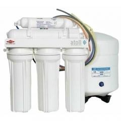 Фильтр под мойкой Atoll A-575Ep w/pump/A-575p STD пятиступенчатый