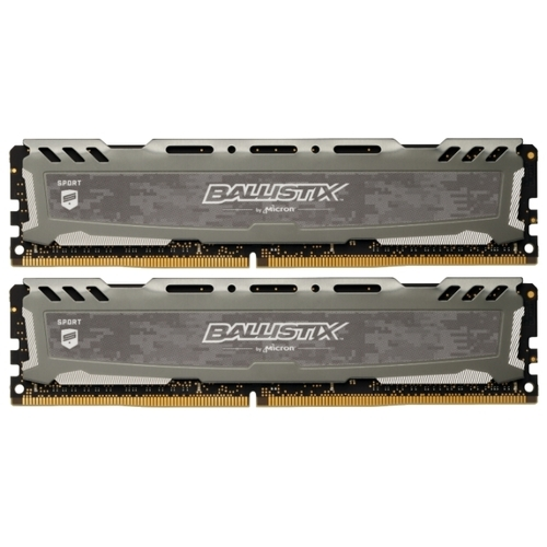 Оперативная память 8 ГБ 2 шт. Ballistix BLS2K8G4D30BESBK