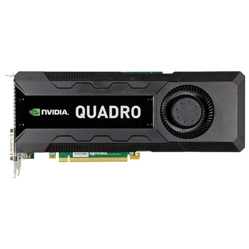 Видеокарта PNY Quadro K5000 Mac PCI-E 3.0 4096Mb 256 bit 2xDVI