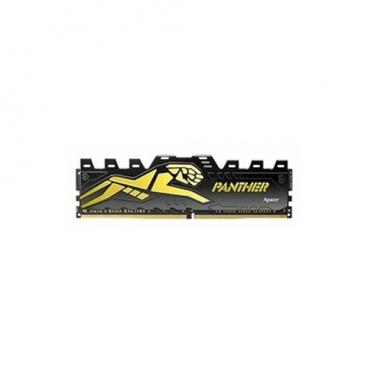 Оперативная память 8 ГБ 1 шт. Apacer PANTHER DDR4 2400 DIMM 8Gb