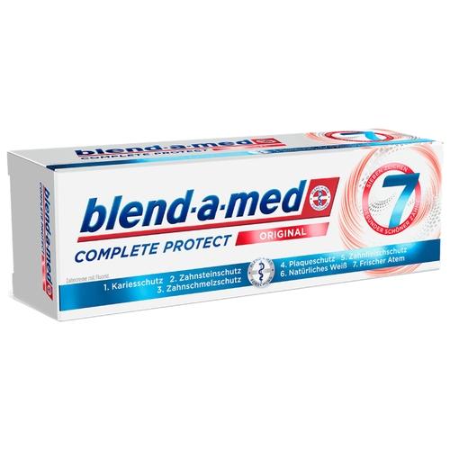 Зубная паста Blend-a-med Complete Protect 7 Original