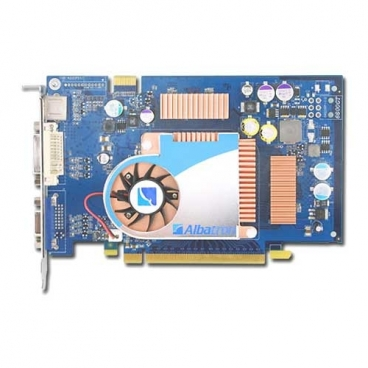 Видеокарта Albatron GeForce 6600 GT 500Mhz PCI-E 128Mb 1000Mhz 128 bit DVI TV
