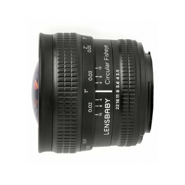 Объектив Lensbaby Circular with Fisheye Micro 4/3""