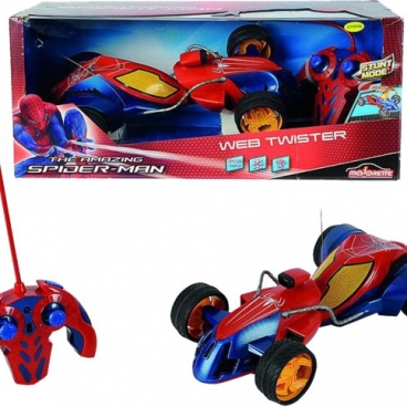 Машинка Majorette Человек паук 1:12