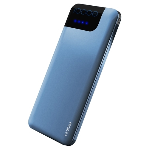 Аккумулятор Rock P40 Power Bank 10000mAh QC3.0