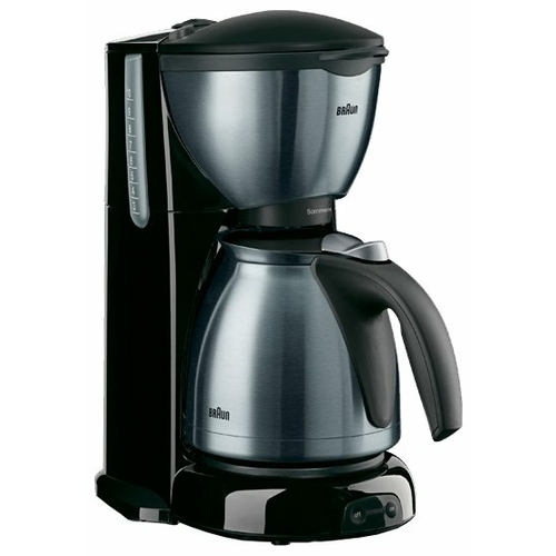Кофеварка Braun KF 610
