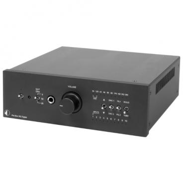 Предварительный усилитель Pro-Ject Pre Box RS Digital