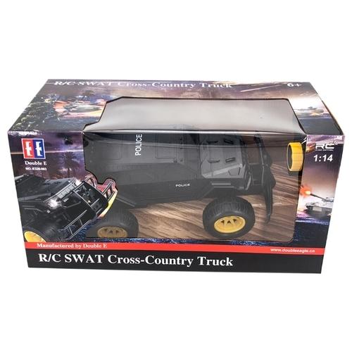 Внедорожник Double Eagle SWAT (E320-003) 1:14 37 см