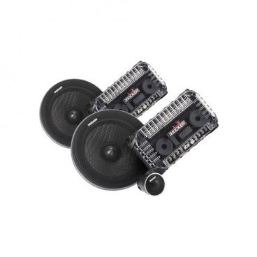 Автомобильная акустика Kicker QSS 67