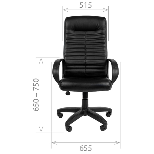 Компьютерное кресло Chairman 480 LT для руководителя