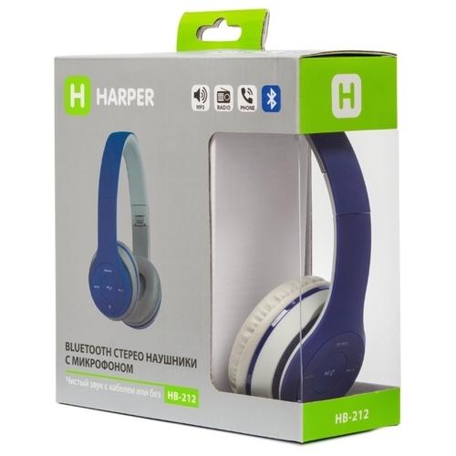 Наушники HARPER HB-212