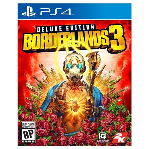 Borderlands 3. Deluxe Edition