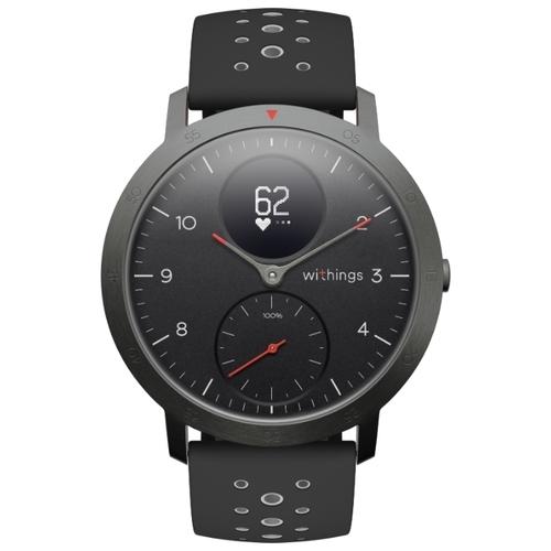 Часы Withings Steel HR Sport 40mm