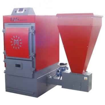 Твердотопливный котел FACI 78 пеллеты 78 кВт одноконтурный