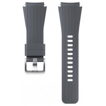 Samsung Ремешок для Galaxy Watch (46мм) / Gear S3 (силиконовый) ET-YSU80