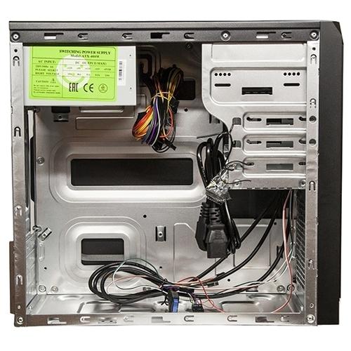 Компьютерный корпус Delux MN322 400W Black