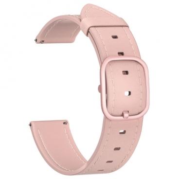 Lyambda Универсальный кожаный ремешок Maia для часов 22 mm