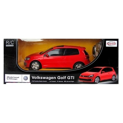 Легковой автомобиль Rastar Volkswagen Golf GTI (44700) 1:24 18 см