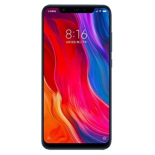Смартфон Xiaomi Mi 8 8/128GB