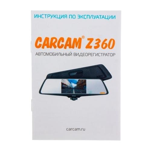 Видеорегистратор CARCAM Z-360