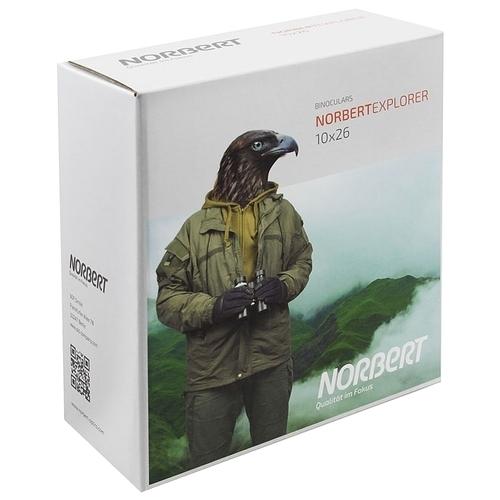 Бинокль Norbert 10x26 Explorer