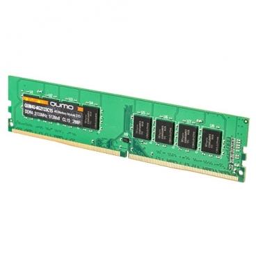Оперативная память 8 ГБ 1 шт. Qumo DDR4 2133 DIMM 8Gb