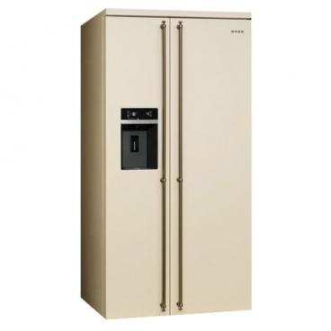 Холодильник smeg SBS8004PO