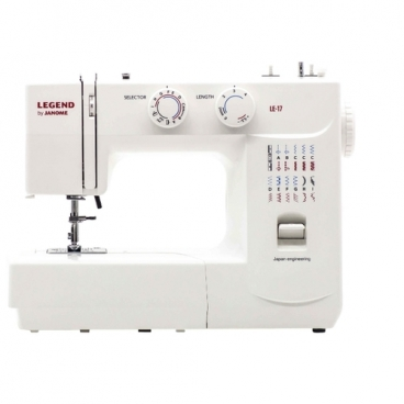 Швейная машина Janome Legend LE-17