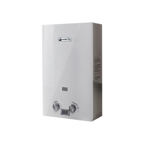 Проточный газовый водонагреватель Wert 10E Silver
