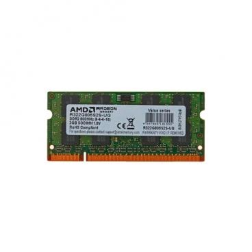 Оперативная память 2 ГБ 1 шт. AMD R322G805S2S-UG