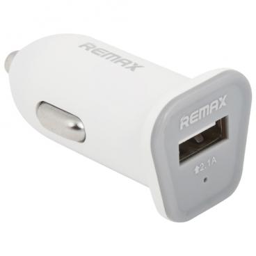 Автомобильная зарядка Remax 1 USB (RCC101)