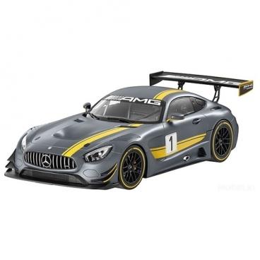 Гоночная машина Rastar Mercedes AMG GT3 (74100/99605) 1:14 33 см