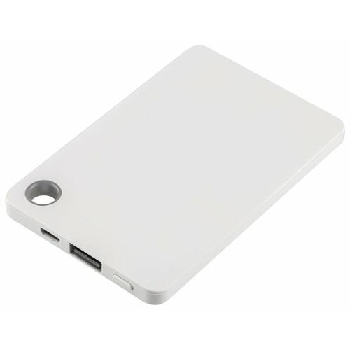 Аккумулятор Uniscend Slim Flashlight Powerbank 2600 mAh
