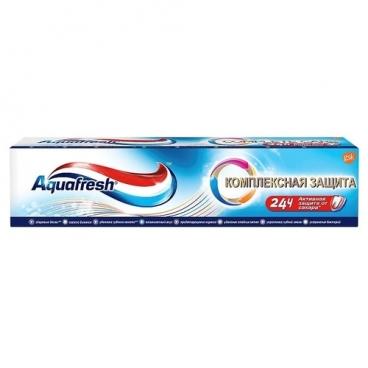 Зубная паста Aquafresh Комплексная защита