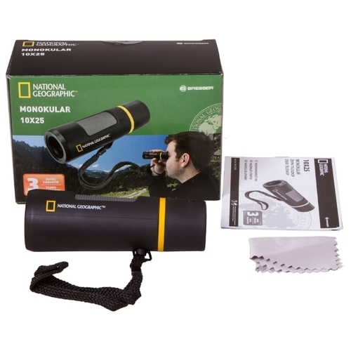 Монокуляр National Geographic 10x25 Monocular 69370