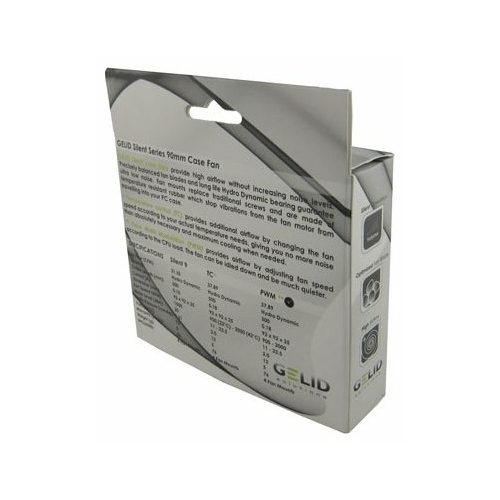 Система охлаждения для корпуса GELID Solutions Silent 12 PWM
